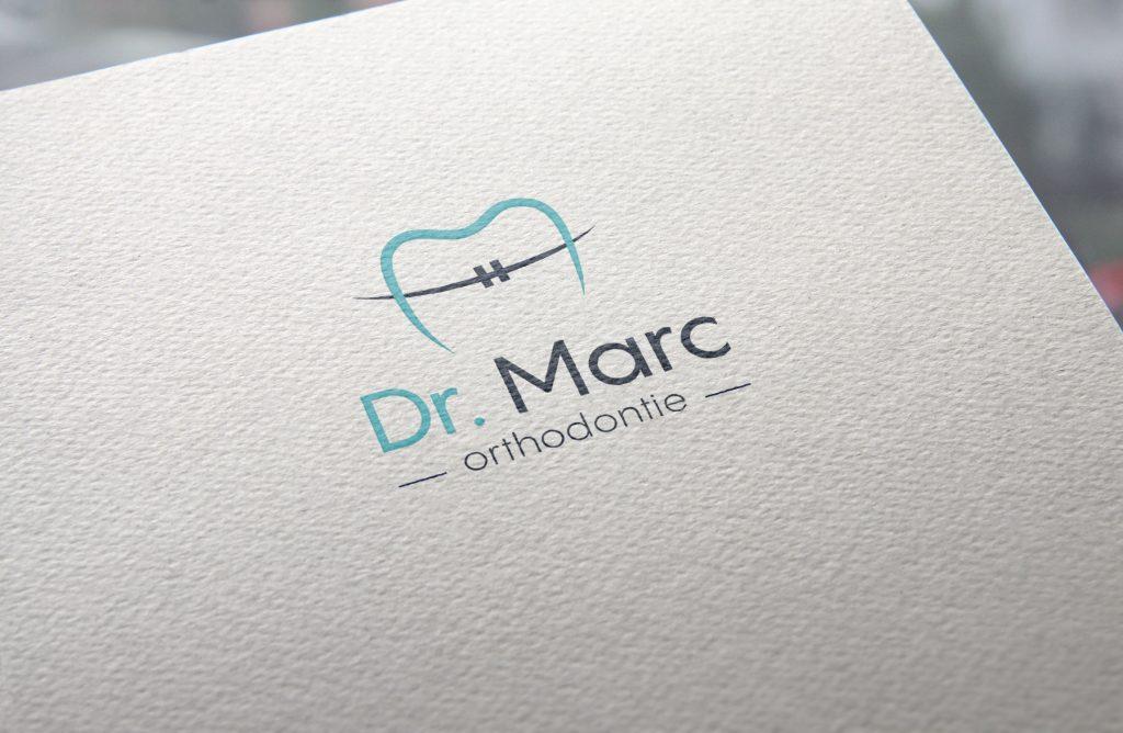 dr  marc - identit u00e9 visuelle